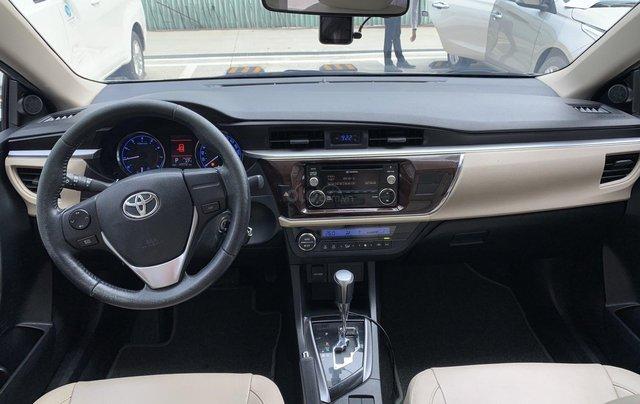 Cần bán xe Toyota Corolla Altis 1.8G CVT 2015 màu bạc đi 69.000km, BS. TpHCM - Xe chất giá tốt chính hãng7
