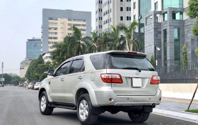Toyota Fortuner 2.7V 20113