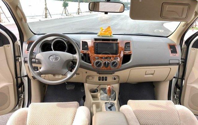 Toyota Fortuner 2.7V 20117