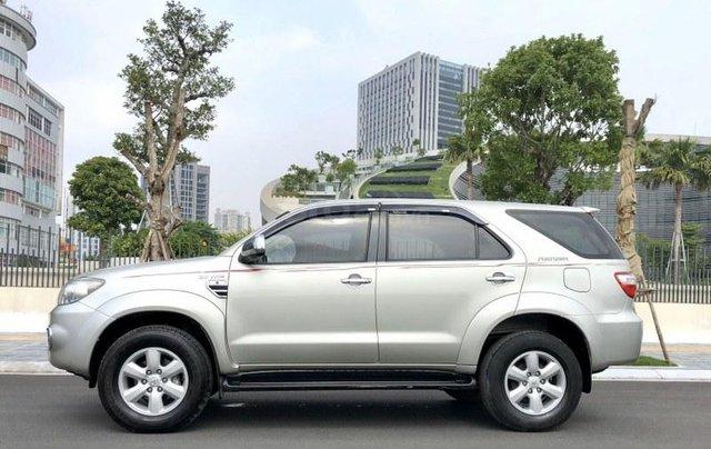 Toyota Fortuner 2.7V 201111