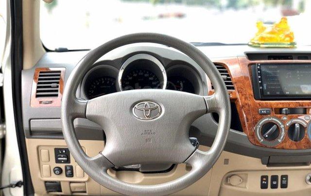 Toyota Fortuner 2.7V 20119