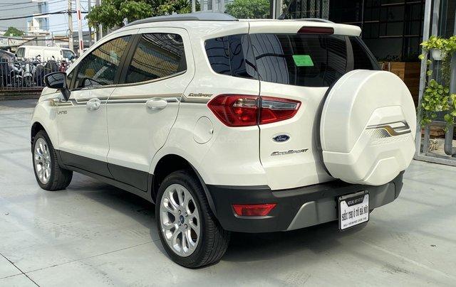 Ford Ecosport 1.5 Titanium, ĐK 9/2019, chạy 8.000km, trả trước chỉ 206 triệu4