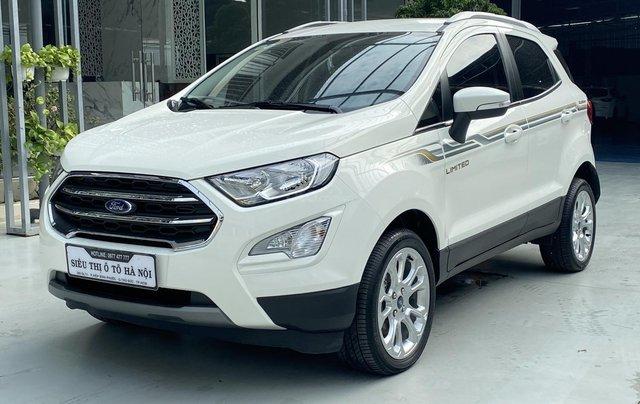 Ford Ecosport 1.5 Titanium, ĐK 9/2019, chạy 8.000km, trả trước chỉ 206 triệu1