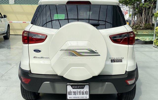 Ford Ecosport 1.5 Titanium, ĐK 9/2019, chạy 8.000km, trả trước chỉ 206 triệu3