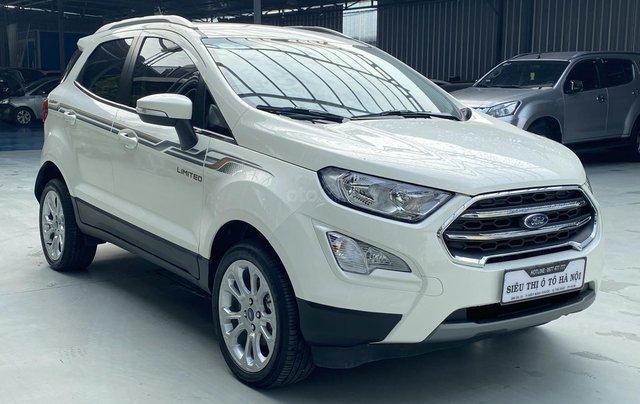Ford Ecosport 1.5 Titanium, ĐK 9/2019, chạy 8.000km, trả trước chỉ 206 triệu2