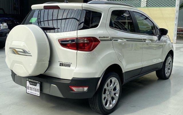 Ford Ecosport 1.5 Titanium, ĐK 9/2019, chạy 8.000km, trả trước chỉ 206 triệu5