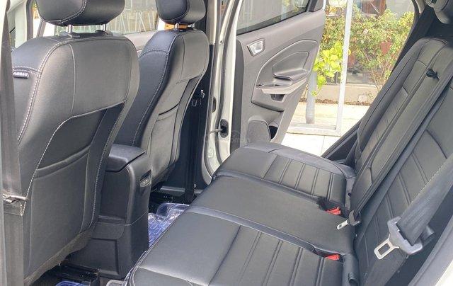 Ford Ecosport 1.5 Titanium, ĐK 9/2019, chạy 8.000km, trả trước chỉ 206 triệu8