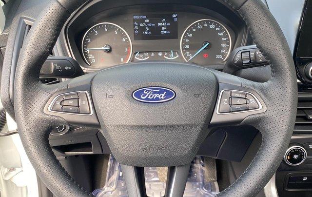 Ford Ecosport 1.5 Titanium, ĐK 9/2019, chạy 8.000km, trả trước chỉ 206 triệu7