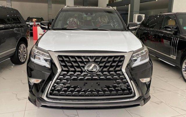 Bán Lexus GX460 Luxury sản xuất 2020, nhập Trung Đông, xe giao ngay0