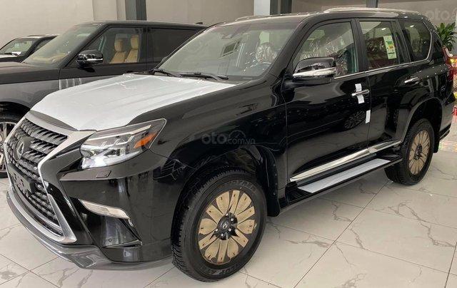 Bán Lexus GX460 Luxury sản xuất 2020, nhập Trung Đông, xe giao ngay1