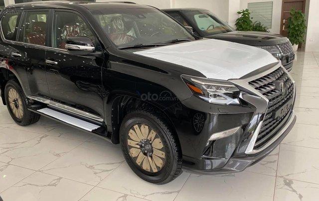 Bán Lexus GX460 Luxury sản xuất 2020, nhập Trung Đông, xe giao ngay2