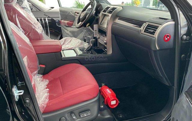 Bán Lexus GX460 Luxury sản xuất 2020, nhập Trung Đông, xe giao ngay10