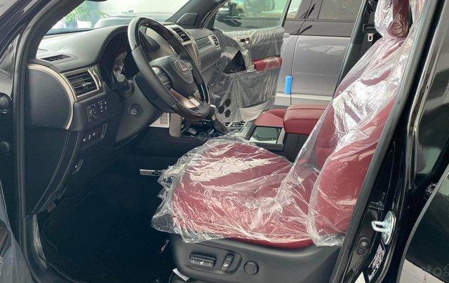 Bán Lexus GX460 Luxury sản xuất 2020, nhập Trung Đông, xe giao ngay8