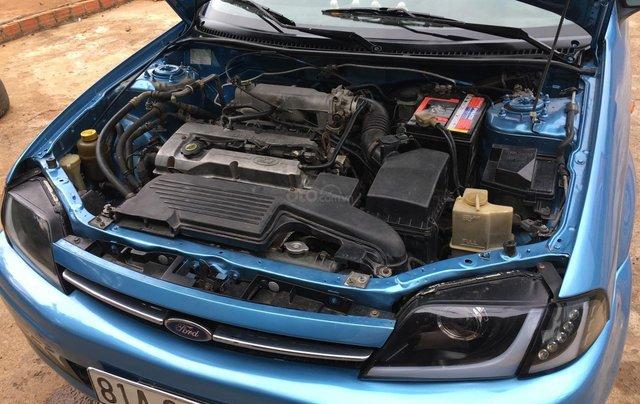 Cần bán Ford Laser đời 2000, màu xanh lam còn mới, giá chỉ 145 triệu đồng9