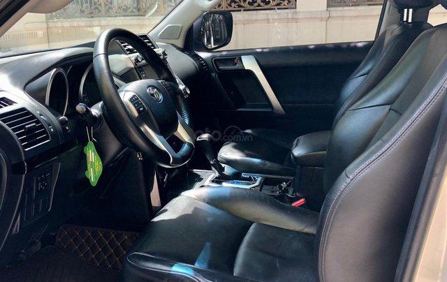 Bán nhanh Toyota Prado đời 2014 xe nguyên chiếc, đẹp long lanh6