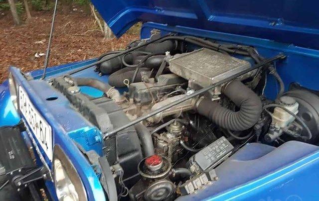 Cần bán UAZ Jeep đời 2005, màu xanh lam, nhập khẩu1
