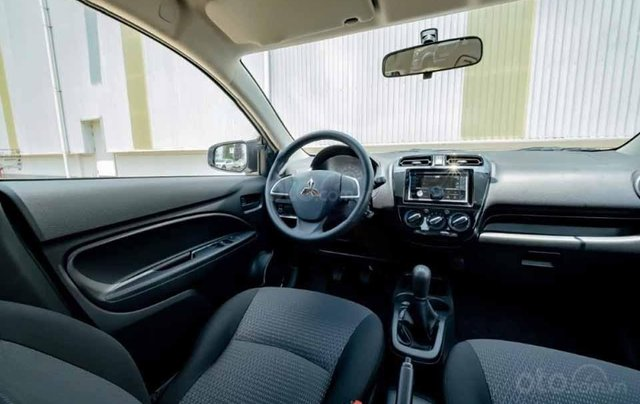 Bán Mitsubishi Attrage sản xuất 2020, màu trắng, nhập khẩu4