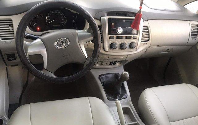 Bán xe Toyota Innova bản E SX 2014 số sàn xe gia đình1