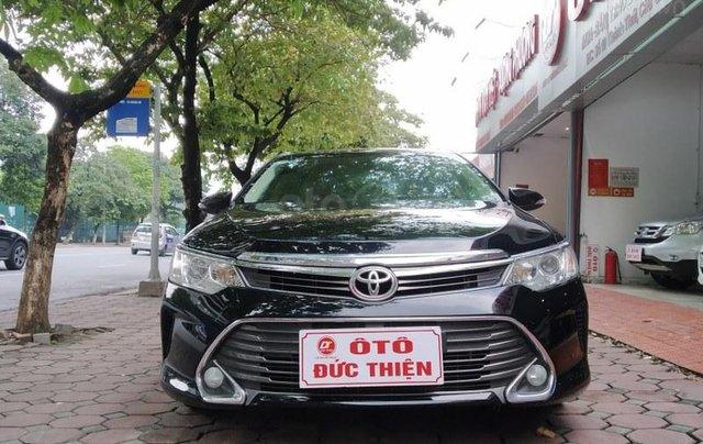 Toyota Camry 2.0E sx 2016, màu đen1