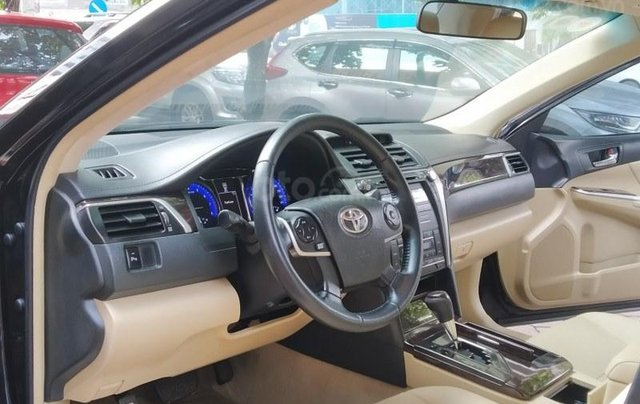 Toyota Camry 2.0E sx 2016, màu đen6