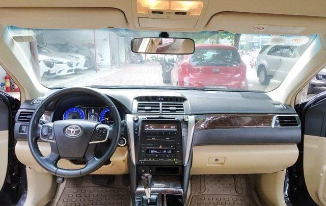 Toyota Camry 2.0E sx 2016, màu đen7