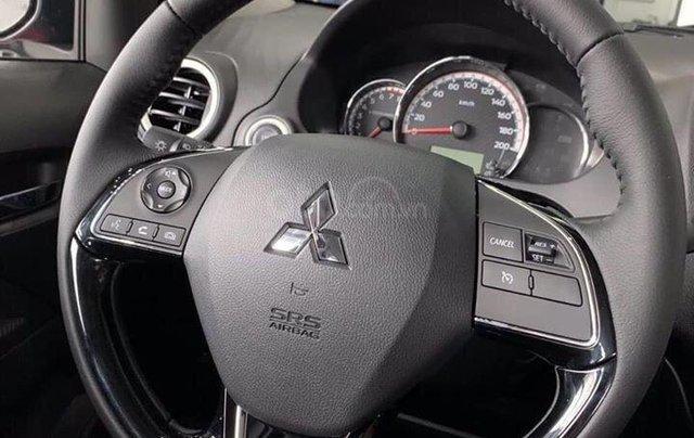 Bán xe Mitsubishi Attrage 2020 giá tốt nhất miền Nam, giảm 50% thuế trước bạ, KM cực hot, trả trước 120tr lấy xe về4