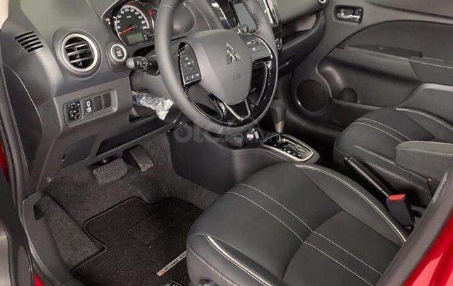 Bán xe Mitsubishi Attrage 2020 giá tốt nhất miền Nam, giảm 50% thuế trước bạ, KM cực hot, trả trước 120tr lấy xe về5