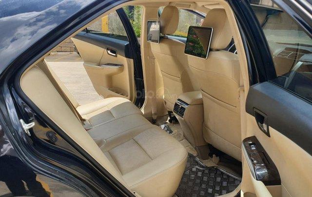 Bán Toyota Camry màu đen, xe gia đình sử dụng-Bán ra tại hãng - km giảm giá tiền mặt + tặng kèm phụ kiện chính hãng7