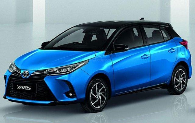 """Toyota Yaris sắp """"thay máu"""" tại Việt Nam?0"""