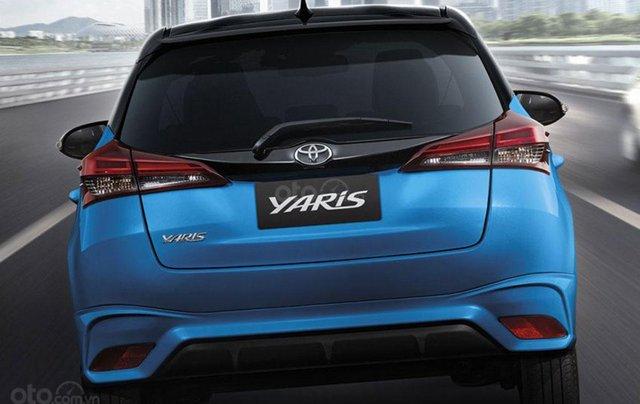 """Toyota Yaris sắp """"thay máu"""" tại Việt Nam?5"""