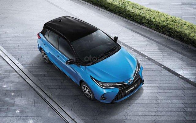 """Toyota Yaris sắp """"thay máu"""" tại Việt Nam?6"""
