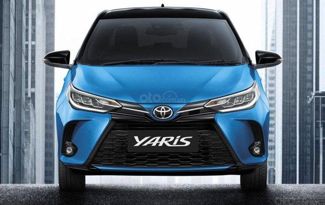 """Toyota Yaris sắp """"thay máu"""" tại Việt Nam?1"""