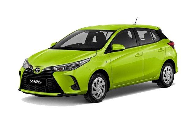 """Toyota Yaris sắp """"thay máu"""" tại Việt Nam?20"""