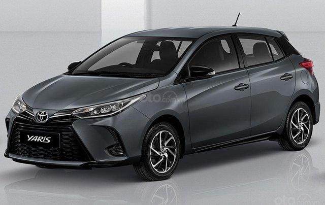 """Toyota Yaris sắp """"thay máu"""" tại Việt Nam?18"""