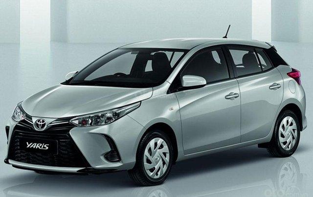 """Toyota Yaris sắp """"thay máu"""" tại Việt Nam?19"""