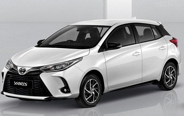 """Toyota Yaris sắp """"thay máu"""" tại Việt Nam?17"""