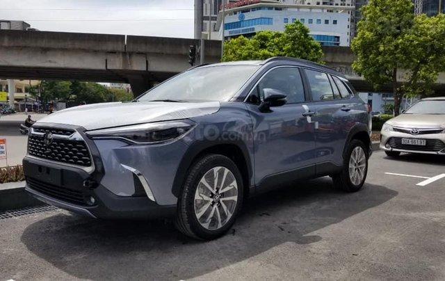 [Toyota Mỹ Đình Hà Nội] Toyota Corolla Cross 2020. Nhập khẩu nguyên chiếc mẫu mới cực Hot - Giá siêu ưu đãi0