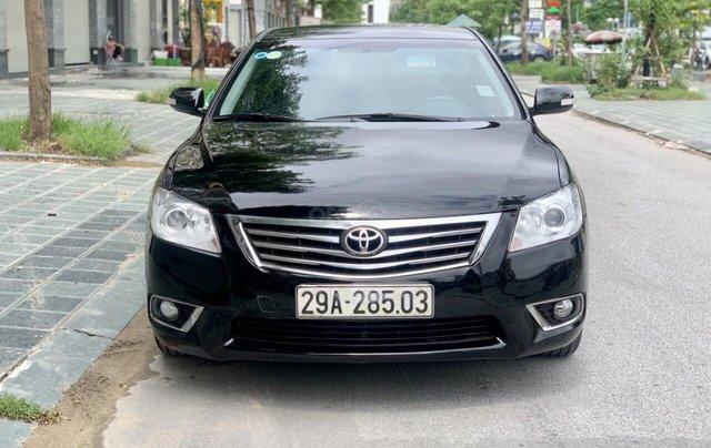 Bán ô tô Toyota Camry 2.0E Đài Loan sản xuất năm 2011, giá tốt0