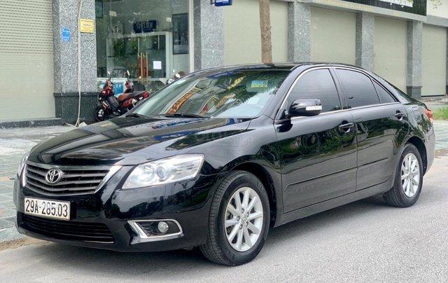 Bán ô tô Toyota Camry 2.0E Đài Loan sản xuất năm 2011, giá tốt4