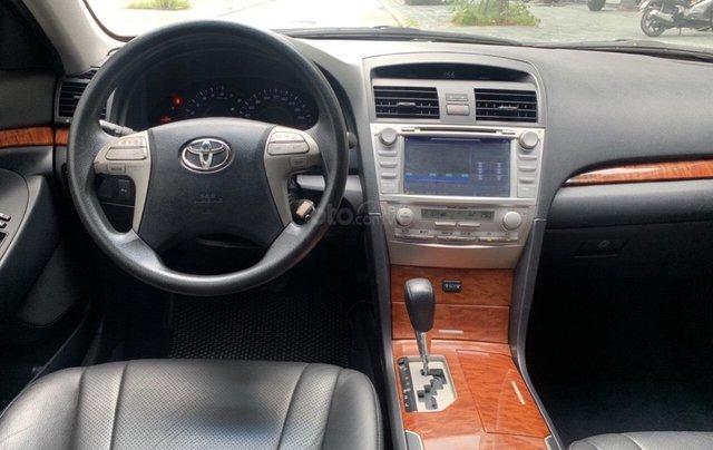 Bán ô tô Toyota Camry 2.0E Đài Loan sản xuất năm 2011, giá tốt6
