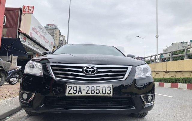 Bán ô tô Toyota Camry 2.0E Đài Loan sản xuất năm 2011, giá tốt10