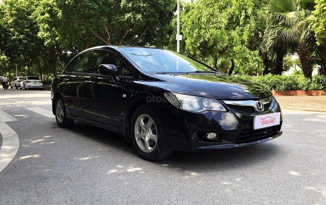 Bán xe Honda Civic 1.8 số tự động, sx năm 20091
