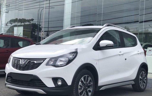 Bán xe VinFast Fadil năm sản xuất 2020, màu trắng0