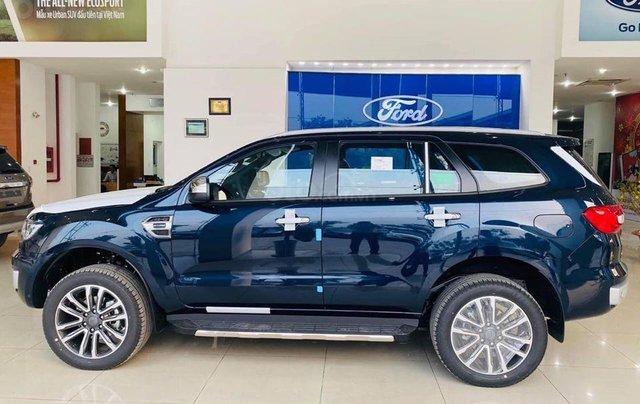 Tặng 100% trước bạ cho Ford Everest- hỗ trợ vay ngân hàng 85%0