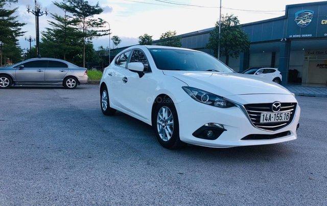 Xe Mazda 3 sản xuất 2015 xe gia đình đi còn mới1