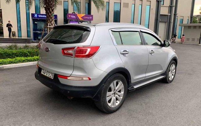 Bán Kia Sportage đời 2012, màu bạc, nhập khẩu nguyên chiếc còn mới1
