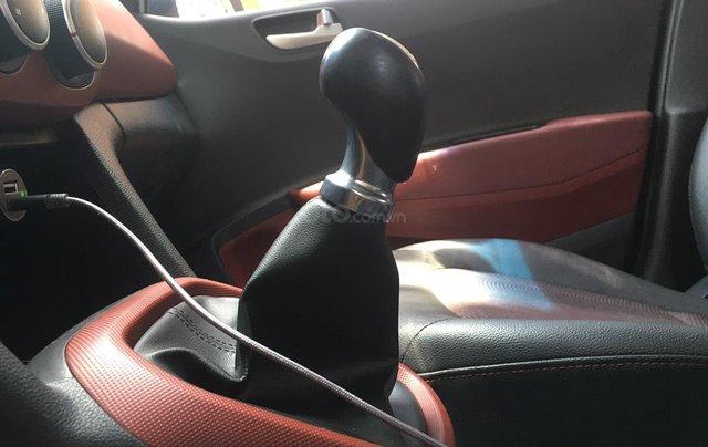 Cần bán xe Hyundai Grand i10 đk 2018, bản full 1.2, giá cạnh tranh6