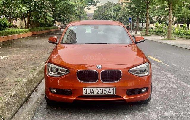 Cần bán gấp BMW 116i model năm 20140