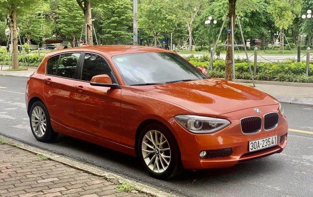 Cần bán gấp BMW 116i model năm 20143