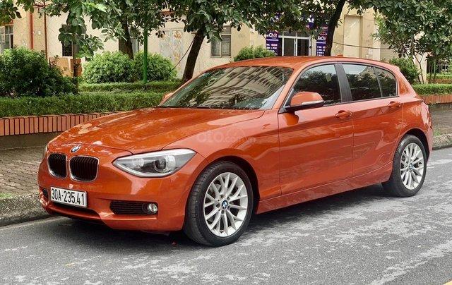 Cần bán gấp BMW 116i model năm 201411